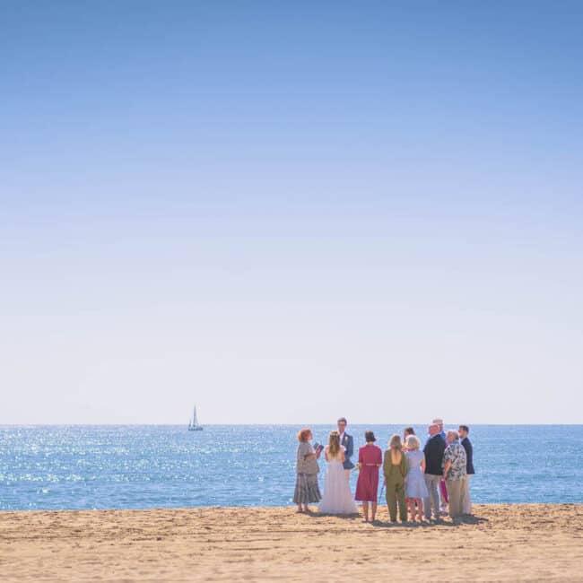 Alan & Heidi Balboa Beach Elopement