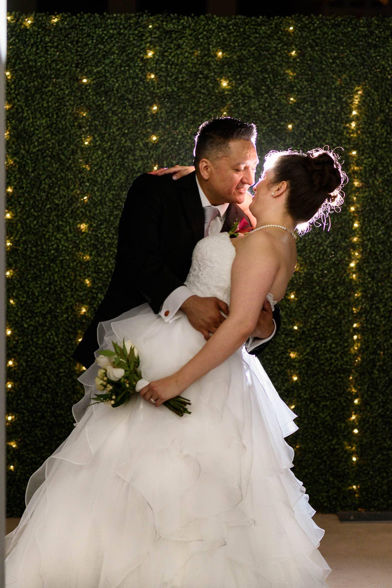 Alan & Heidi westside LA wedding